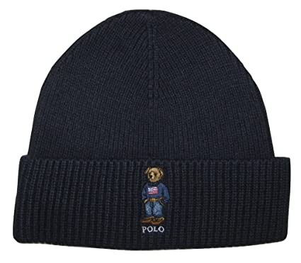 360c6bb0542 polo ralph lauren mens polo bear cuffed hat where to buy 2503a 47138 ...