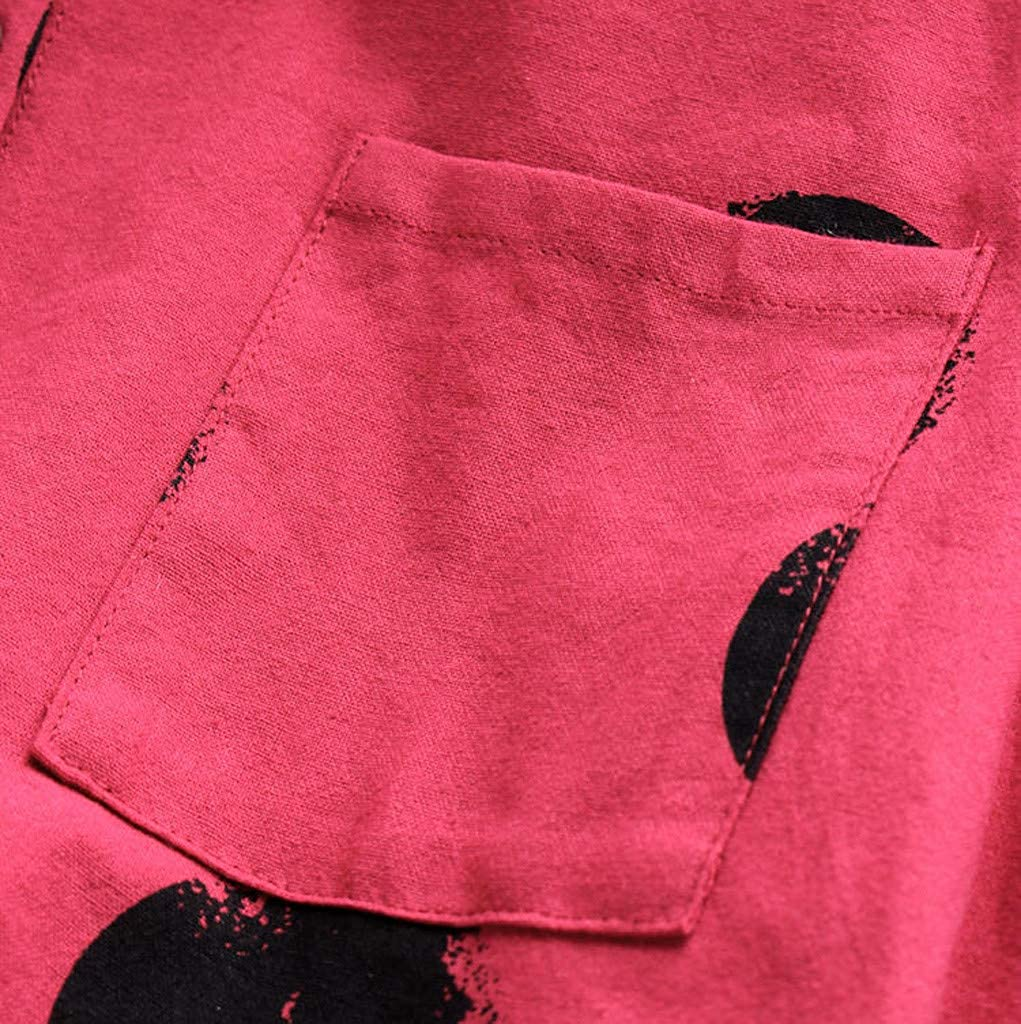 Leinen Longshirt Damen Tunika Kleid Kanpola Kurzarm Gro/ßE Gr/ö/ßEn Locker Oversize T Shirts Basic Einfarbig Midikleid Pullover Knielange Kleider Etuikleid M-5XL