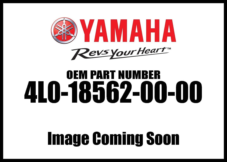 Stopper 2; 4L0185620000 Made by Yamaha Yamaha 4L0-18562-00-00 Plate