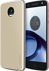 Moto Z Force Droid Case [Aluminum] Incipio Back Plate for Moto Z Force Droid Smartphone - Iridescent Champagne