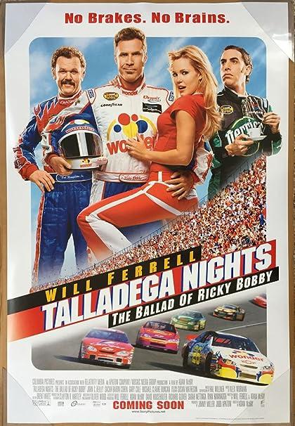 talladega nights full movie vodlocker