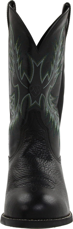 Ariat Mens Heritage Stockman Western Cowboy Boot