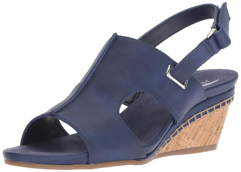 bluee Aerosoles Womens Shortcake Sandal