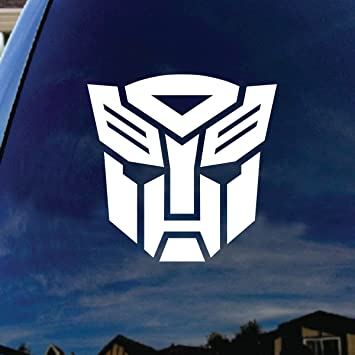 Sticker Transformers Autobot Vinyl Decal