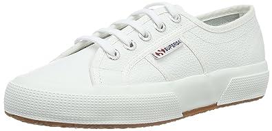 Superga 2950 Cotu, Baskets mode mixte adulte - Blanc (900 White), 43 EU
