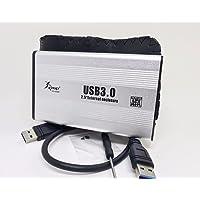 Case Para Hd Sata 2.5 KP-HD003 - USB 3.0 CAPACIDADE MÁXIMA 4TB