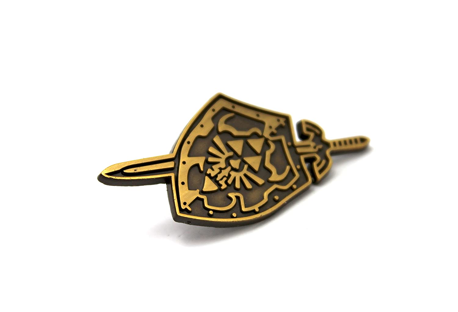 The Link's Shield Pin The Link' s Shield Pin Sloth Steady