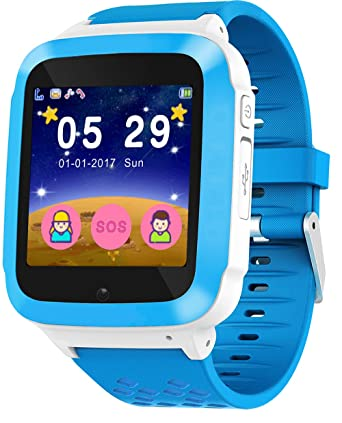 Amazon.com: DanCoTek - Reloj inteligente para niños con ...