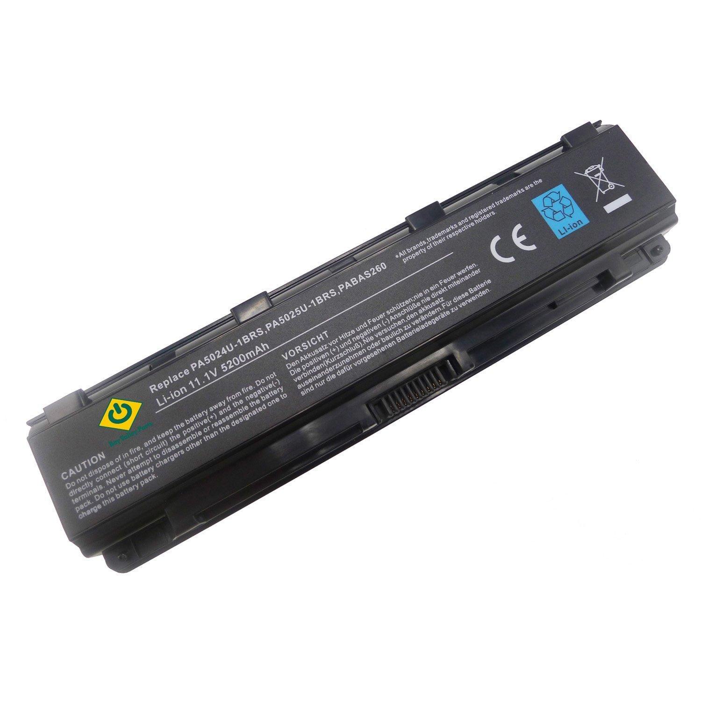 6097bf352490 Bay Valley Parts Notebook Laptop Battery for Toshiba PA5023U-1BRS  PA5024U-1BRS PA5025U-1BRS PABAS260 Satellite C840 C840D C845 C850 C850D  C855 C855D ...