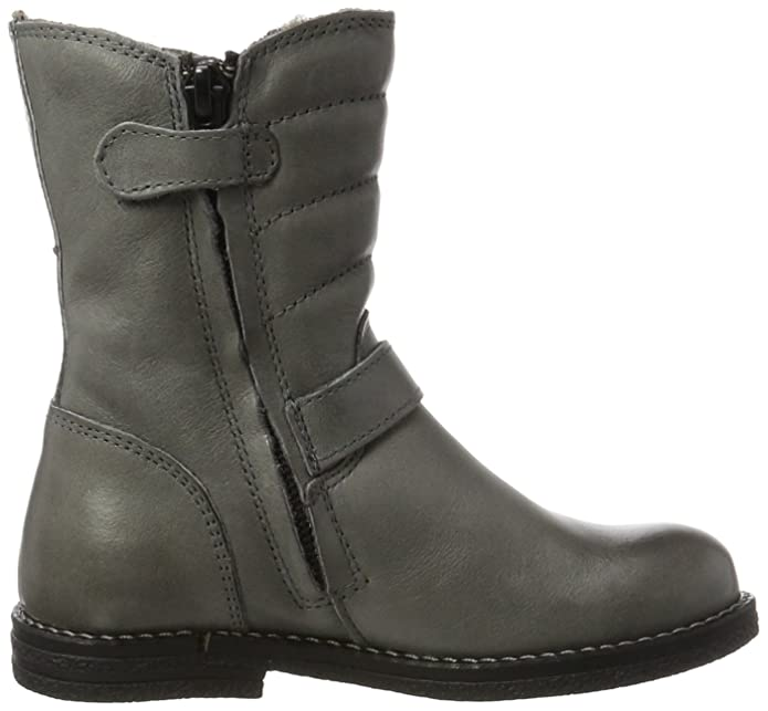 Froddo Ankle Boot G3160068-1, Botas de Nieve para Niñas, Gris (Grey I08), 38 EU