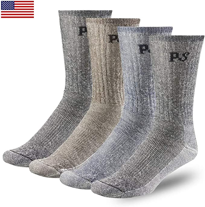 People Socks - Four Pairs