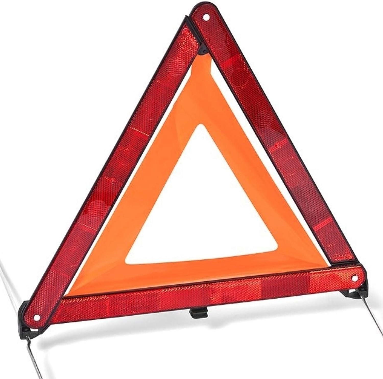 GADLANE Triangulos Coche Homologados ECE Reflexiva Plegable Advertencia De Carretera Paquete De 2
