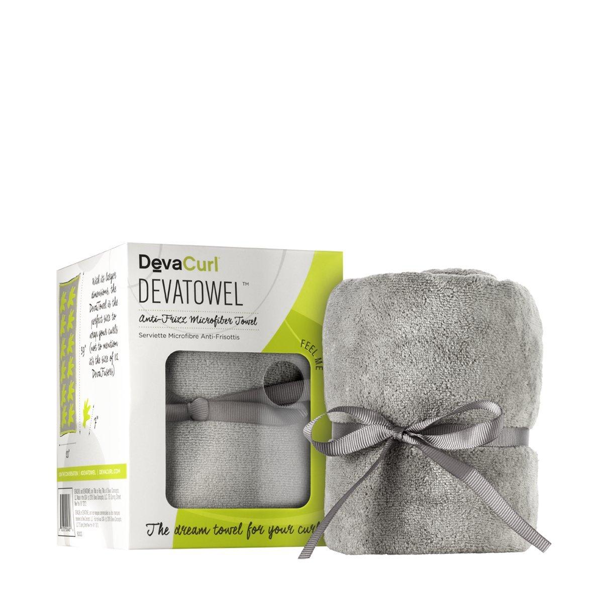 DevaCurl Devacurl Devatowel Anti Frizz Microfiber Towel - New DevaConcepts 8003