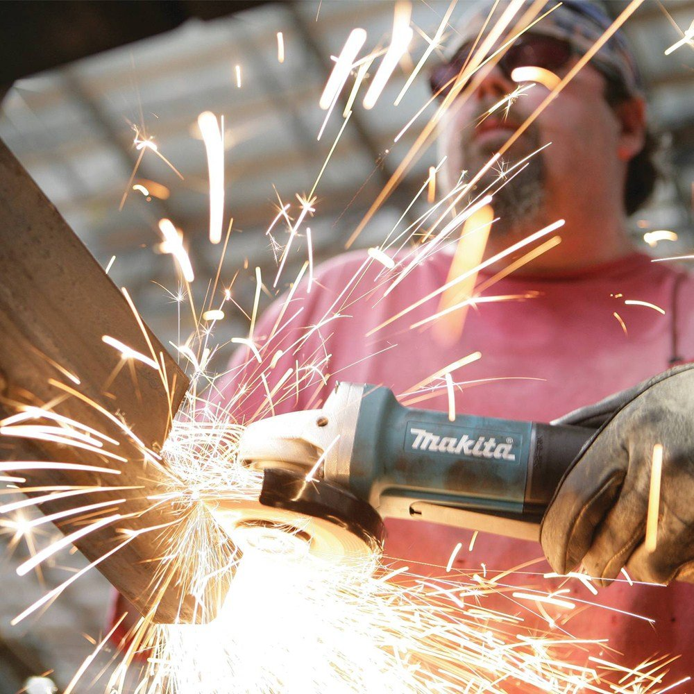 best angle grinder for welding