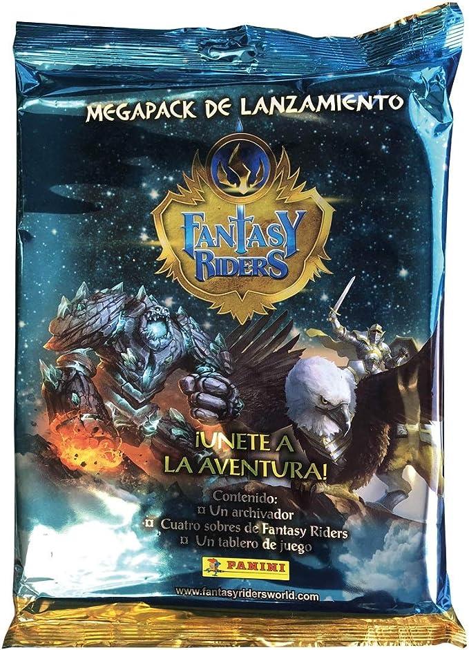 Panini megapack Lanzamiento Fantasy Riders: Amazon.es: Juguetes y ...