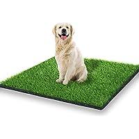 STARROAD-TIM Kunstgras tapijt grasmat voor honden nep gras voor honden kunstgras hond astro turf voor honden gras patch…