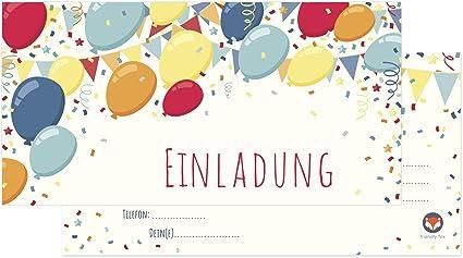 Geburtstag einladung kinder