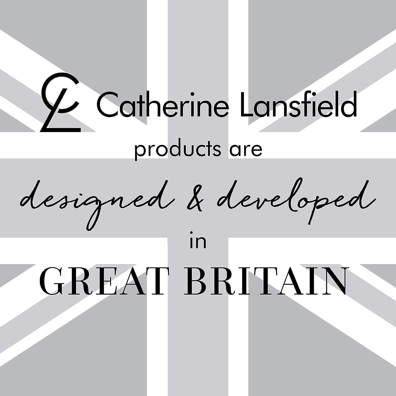 Catherine Lansfield Canterbury Lot de 6 Serviettes de Table Bleu Canard