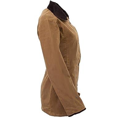 Walker /& Hawkes Kids Padded Wax Jacket Countrywear Hunting Waxed Coat 2-16 Years