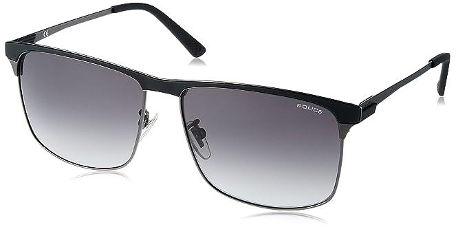 Police Sunglasses Hombre Crossover 2 Gafas de sol, Gris ...