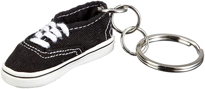 Amazon.com: Vans Off The Wall Classic - Llavero unisex ...