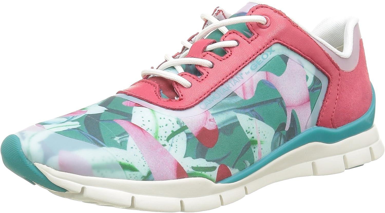 Geox D Sukie E, Women's Trainers: Shoes