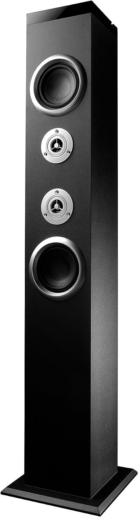 Energy Tower 3 Bluetooth Rms 40w Usb Sd Line In Und Fm Audio Hifi