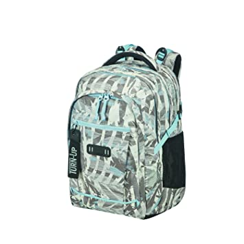 SAMSONITE Turn Up - Children Backpack L Mochila Escolar, 48 cm, 31 Liters, (Angel Falls): Amazon.es: Equipaje
