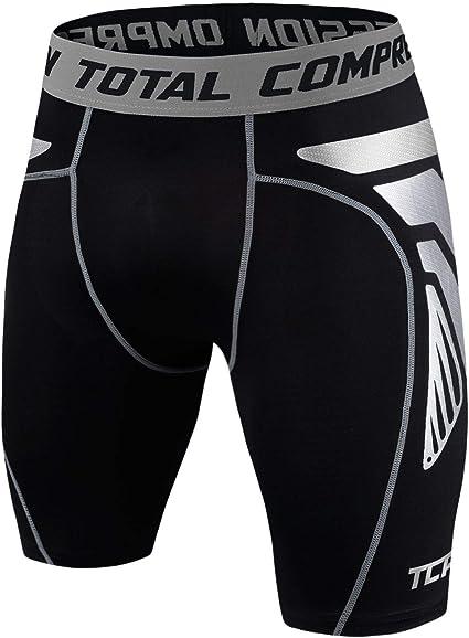 TCA Homme /& Gar/çon Pro Performance Collant de Compression Short pour Course