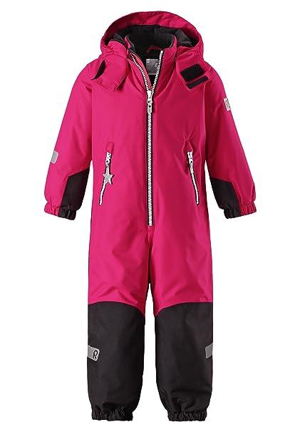 Reima - Abrigo para la nieve - Traje de esquiar - para niña frutas del bosque 6 años: Amazon.es: Ropa y accesorios