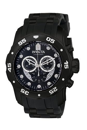 Amazon.com  Invicta Men s 6986 Pro Diver Collection Chronograph ... 85a967468cd