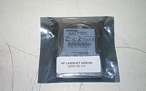 "40GB 2.5"" IDE Hard Drive - J7948-61003 - for HP Laserjet 4345mfp"