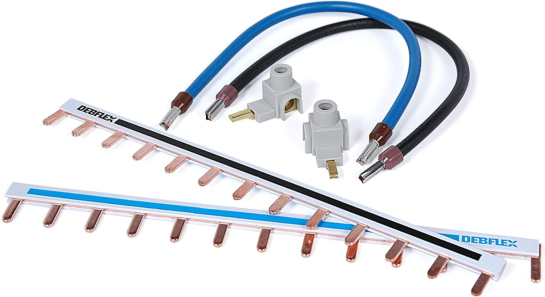 Debflex 707746 Wiring Kit 1 Row For Electric Board Amazon Co Uk Diy Tools