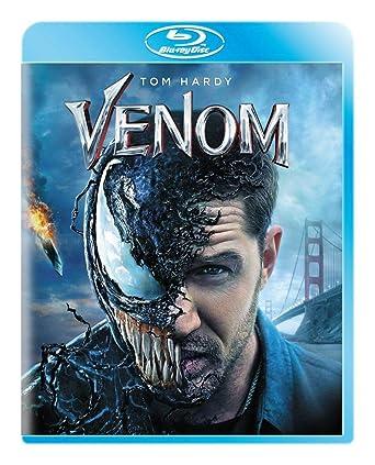 Venom Blu-Ray Region Free IMPORT No hay versión española: Amazon ...