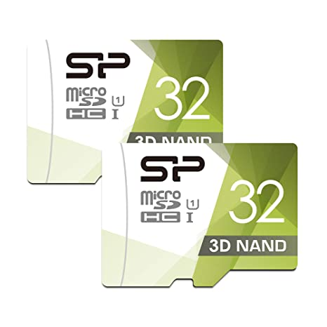 Silicon Power - Tarjeta microSD de 32 GB con Adaptador ...