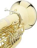Miraphone 191 Series 5/4 BBb Tuba S191-4V Yellow