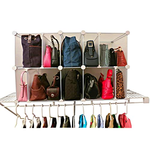 Luxury Living Deluxe Shelf Organizer