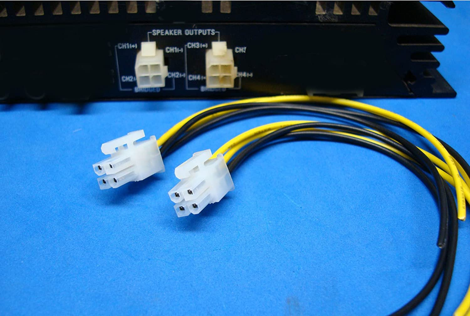 Wiring Diagram Pioneer Eq 4500 Chis Electrical Diagrams Amazon Com 4 Pin Wire Harness Molex Plug For Equalizer Rh 16 Radio