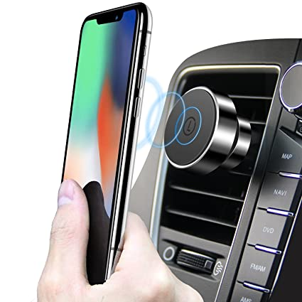 Amazoncom Licheers Air Vent Car Phone Holder Magnetic Car Mount