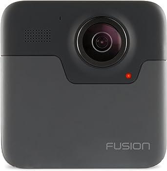 GoPro Fusion 5.2K Ultra HD 360-Degree Waterproof Camera