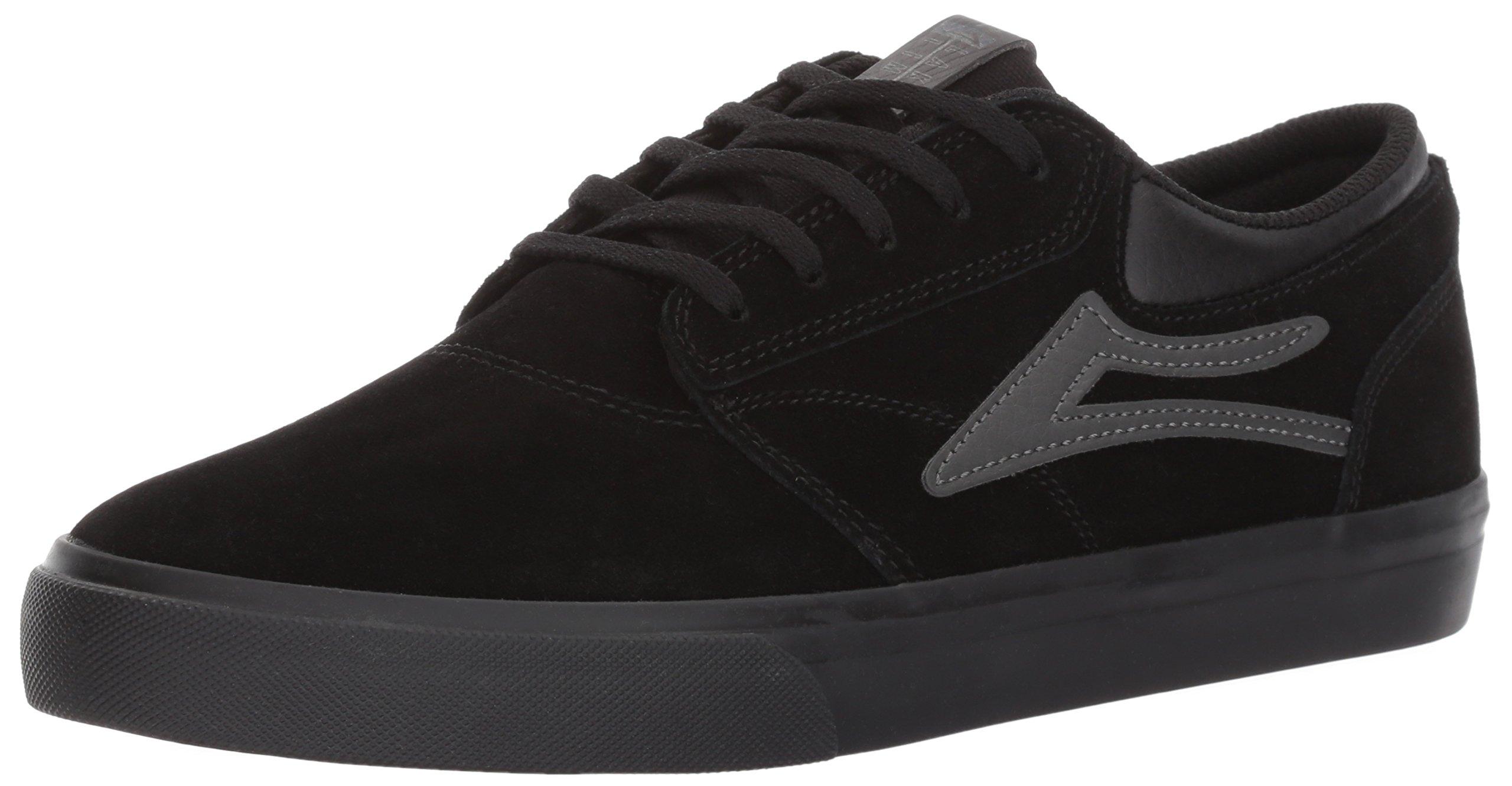 Lakai Griffin Skate Shoe, Black Suede, 5.5 M US by Lakai