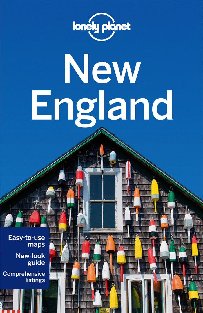 Lonely Planet New England (Country Regional Guides)