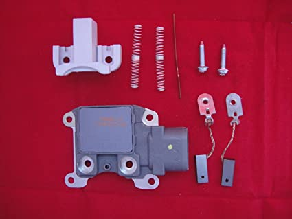 Amazon com: Ford 3G Alternator Repair Kit Regulator Brushes