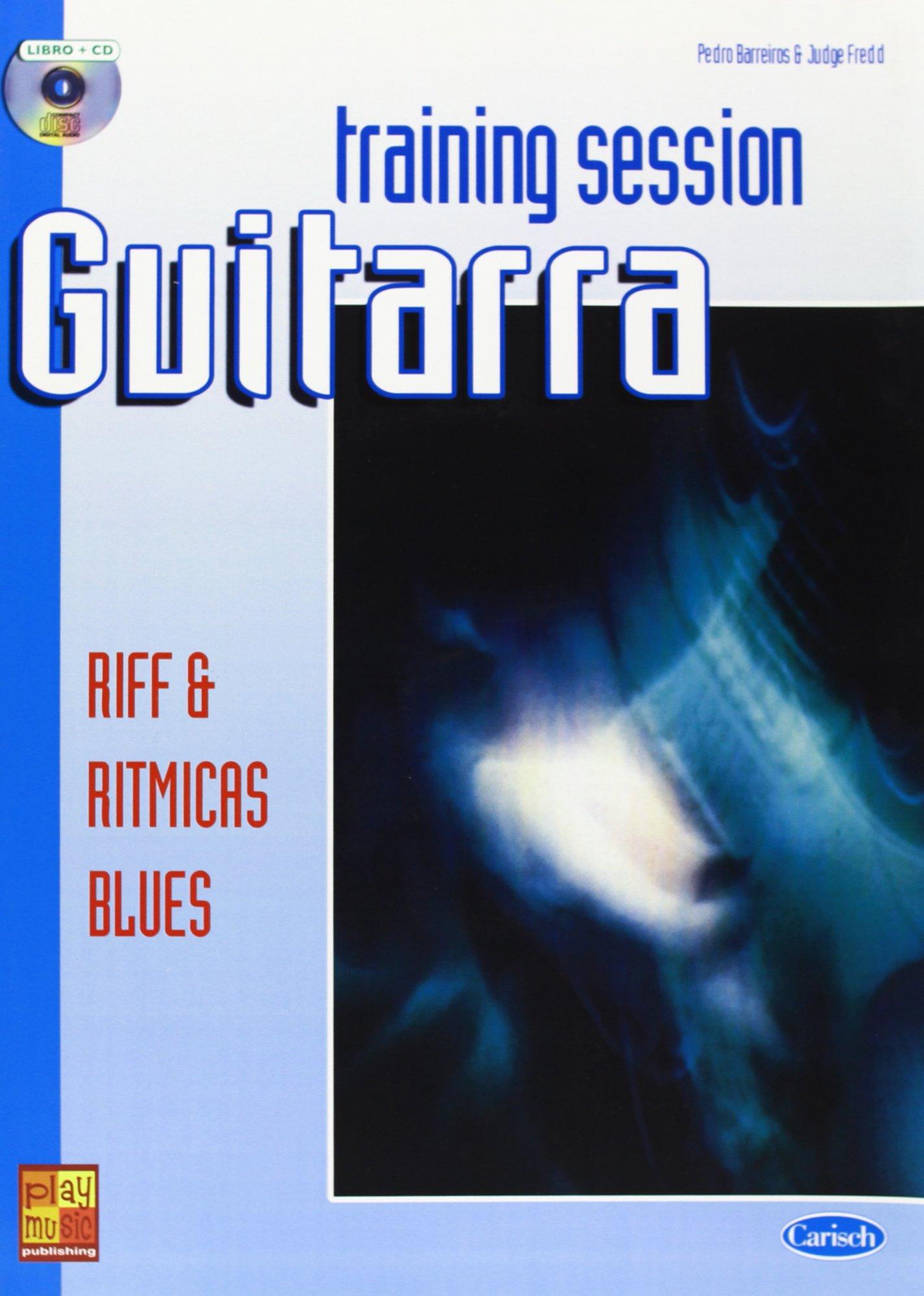 Training Session Guitarra: Riff & Rítmicas blues Play Music España ...
