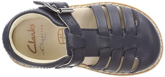 Mädchen Crown Stem T Geschlossene Sandalen
