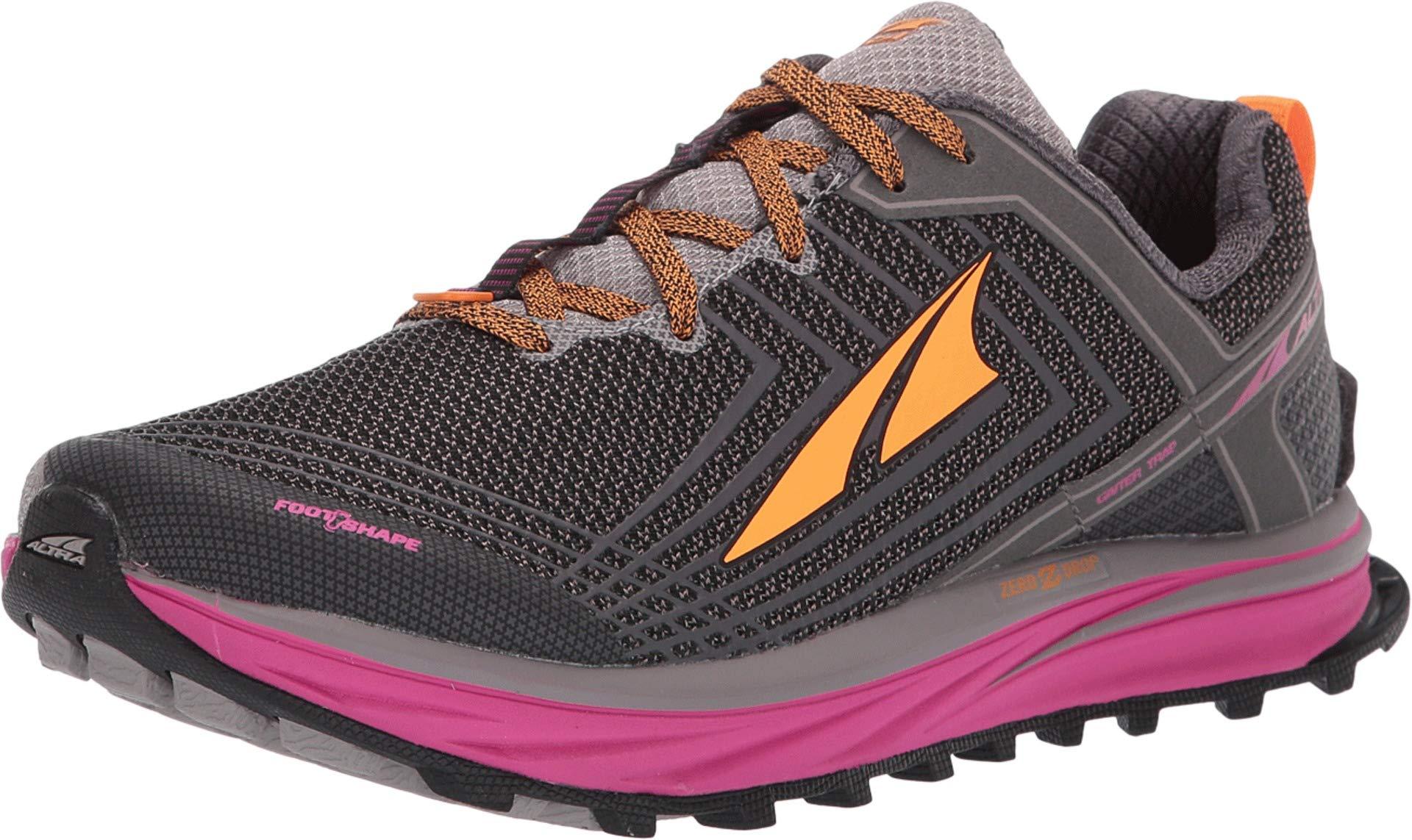 Altra Footwear Women's TIMP 1.5 Gray/Plum 5.5 B US