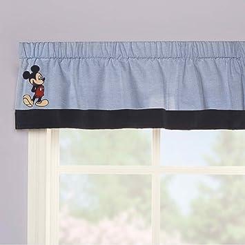 Mickey Mouse Classically Cute Valance Amazon Ca Baby
