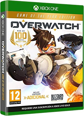 Overwatch Edición Game Of The Year (GOTY): Amazon.es: Videojuegos