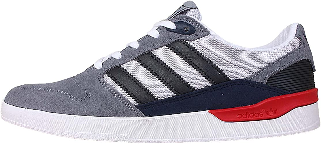 adidas ZX Vulc Shoes Light Grey Solid
