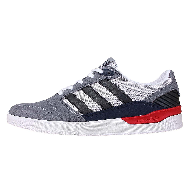3b105c7d8d1d7 adidas Mens Originals Mens ZX Vulc Trainers in Grey - UK 8.5  Amazon.co.uk   Shoes   Bags